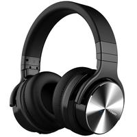 Fashion Hifi Hoofdtelefoon Draadloze Bluetooth Stereo Bass Anc Noise Cancelling Hoofdtelefoon Reizen Gaming Hoofdtelefoon Met Headset Case-in Bluetooth Oordopjes & Koptelefoon van Consumentenelektronica op