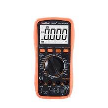 RuoShui – multimètre numérique professionnel 9805A + True RMS, testeur, voltmètre AC/DC, ammètre, capacité 1000V20A, résistance de fréquence