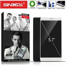 Original For Xiaomi Mi5S Plus LCD Display Touch Screen Digitizer with Frame MI 5S Mi5 S MI5S+