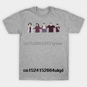 100% хлопок o-образным вырезом на заказ мужские футболки с принтом Футболка ОА движения-ОА женская футболка