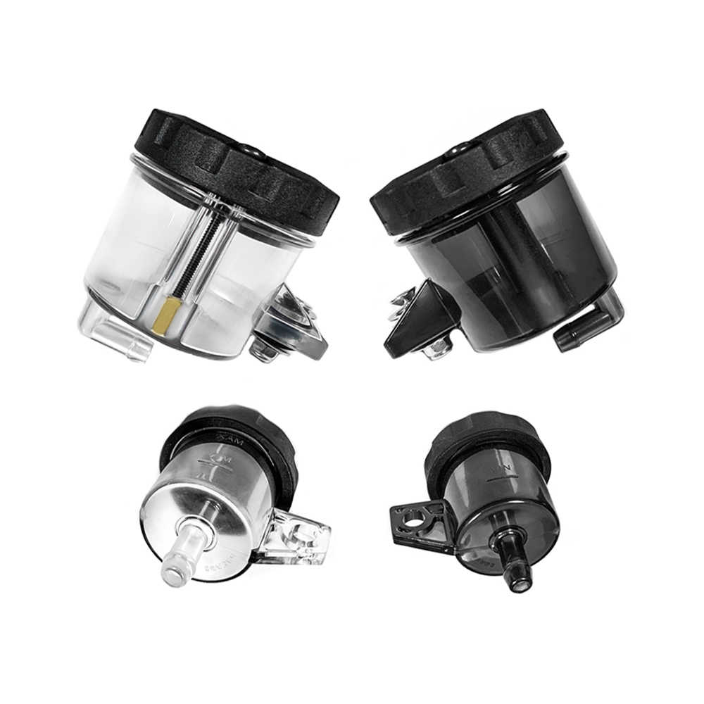 Voor Achter Remvloeistofreservoir Voor Ducati 1198 1098 999 998 996 916 749 748 S/R 900 1000 ss Motorfiets Olie Tank Cup Accessorie