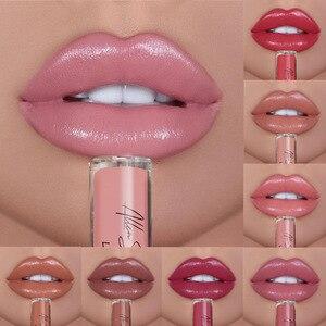 Nude Glitter Shimmer Liquid Li