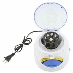 Mini centrifugeuse électrique professionnelle de laboratoire médical de centrifugeuse de microcentrifugeuse 4K 4000 t/mn, prise des etats-unis
