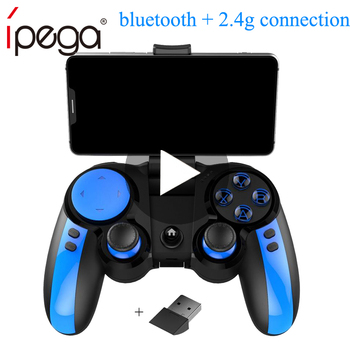 Trigger Joystick For Phone Pubg Mobile Controller Gamepad Game Pad Android iPhone Control Free Fire Pugb PC Joy Cellphone Gaming trigger bluetooth joystick for phone cell pubg mobile controller gamepad game pad android iphone control free fire pc joistick