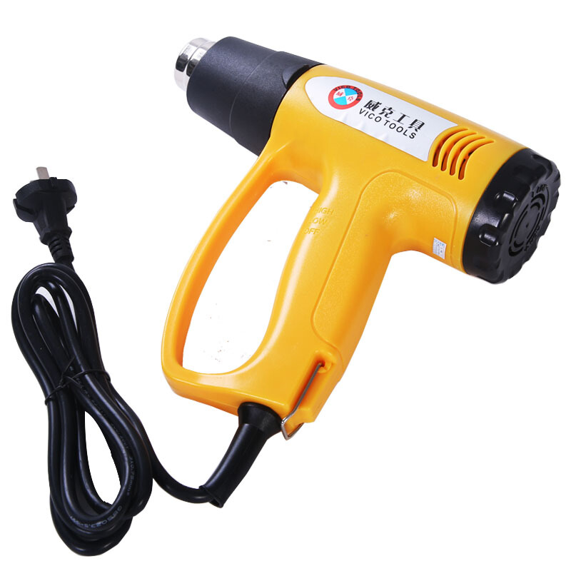 Flame Gun Industrial Gun  Gun Gun Plastic Air Film Gun Air Hot Hot Baking Gun Plastic Welding Welding Drying