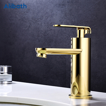 Modern Style Free Shipping Basin Faucet Cold and Hot Water Mixer Torneira Da Bacia Single Handle Bathroom Tap.