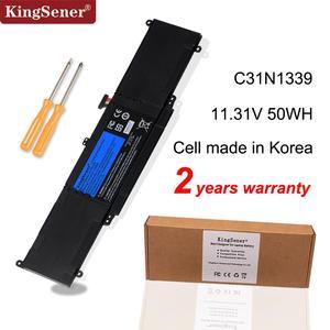Image 1 - KingSener Batería de portátil C31N1339 para ASUS Zenbook UX303L UX303LN TP300L TP300LA TP300LJ Q302L Q302LA Q302LG C31N1339 50WH
