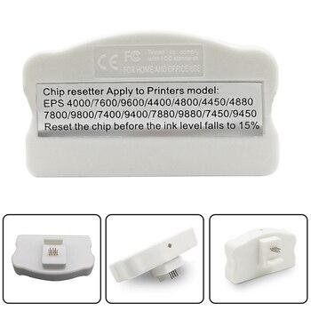 Repairing Reset Tool Multifunctional Cost Saving Universal Ink Cartridges Printer Parts Chip Resetter  4880 7880 9880