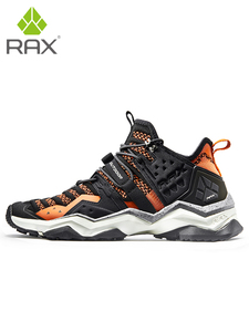 Image 4 - Rax الرجال تنفس حذاء للسير مسافات طويلة في الهواء الطلق الرحلات أحذية رجالي أحذية رياضية أحذية الجبل زلة مقاومة الاستيقاظ حذاء للسير مسافات طويلة