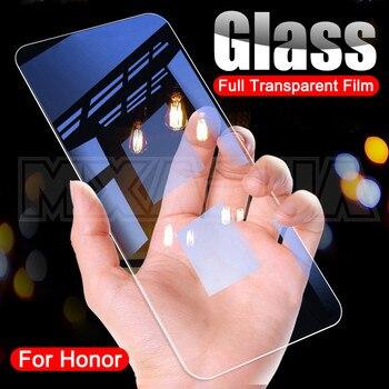 Перейти на Алиэкспресс и купить 9H закаленное стекло для Huawei Honor 9X 9A 9C 9S Защитное стекло для экрана Honor 8X 8A 8C 8S 20S 9i 10i 20i Play защитное стекло