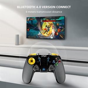 Image 4 - Ipega 9118 ゲームパッドアンドロイドios pubgコントローラジョイスティックbluetoothミニゲームパッドiphoneマルチメディアゲームxiaomi