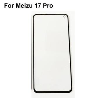 Dla Meizu 17 Pro przednia szyba zewnętrzna naprawa obiektywu ekran dotykowy szkło zewnętrzne bez kabla Flex dla Meizu 17Pro tanie i dobre opinie TREE RING NONE CN (pochodzenie) For Meizu 17 Pro ≥5 Huawei Touch Screen without Flex cable Guangdong China(Mainland)