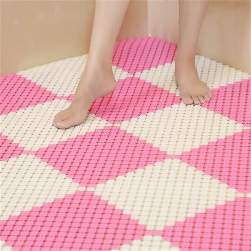 Kids Rug Puzzle Toys For Children's Developing Mat Baby Play Mat Gym Children's Carpets PVC Non-slip Floor Blanket For Bathroom