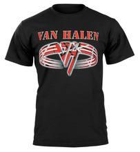 Van Halen – T-Shirt à manches courtes pour hommes, taille s-4xl, 812