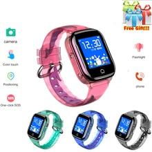 K21 Smart GPS Watch Kids 2020 New IP68 Waterproof SOS Phone Kids Smart