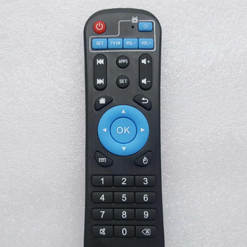 Smart TV Box Remote Control untuk MXQ-4K MXQ H96 Pro T9 X96 Mini T95Z Controller Plus