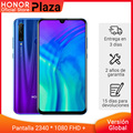 Глобальная версия смартфона Honor 20 Lite  4 Гб 128 ГБ  Kirin 710  Восьмиядерный  передний  32MP  Face ID  24MP
