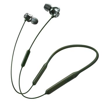 New Original OnePlus Bullets Wireles 2 Earphone In-Ear Free Your Music Black Green Bluetooth Google Assistant