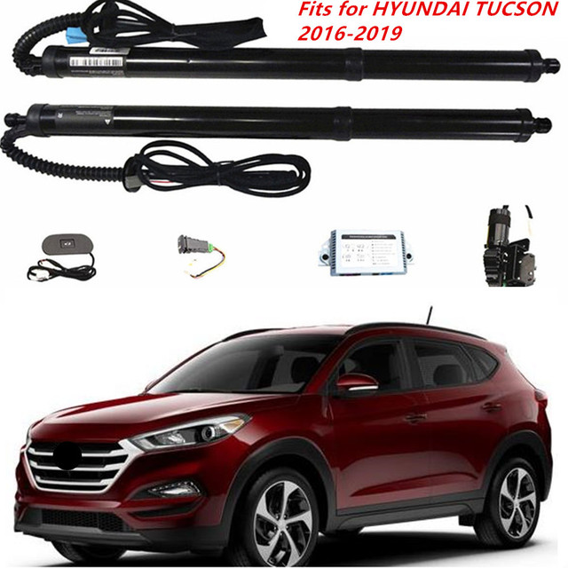 $ US $315.92 Fits for HYUNDAI TUCSON 2016-2019 car accessorie intelligent electric tailgate modified car trunk support rod tail door switch