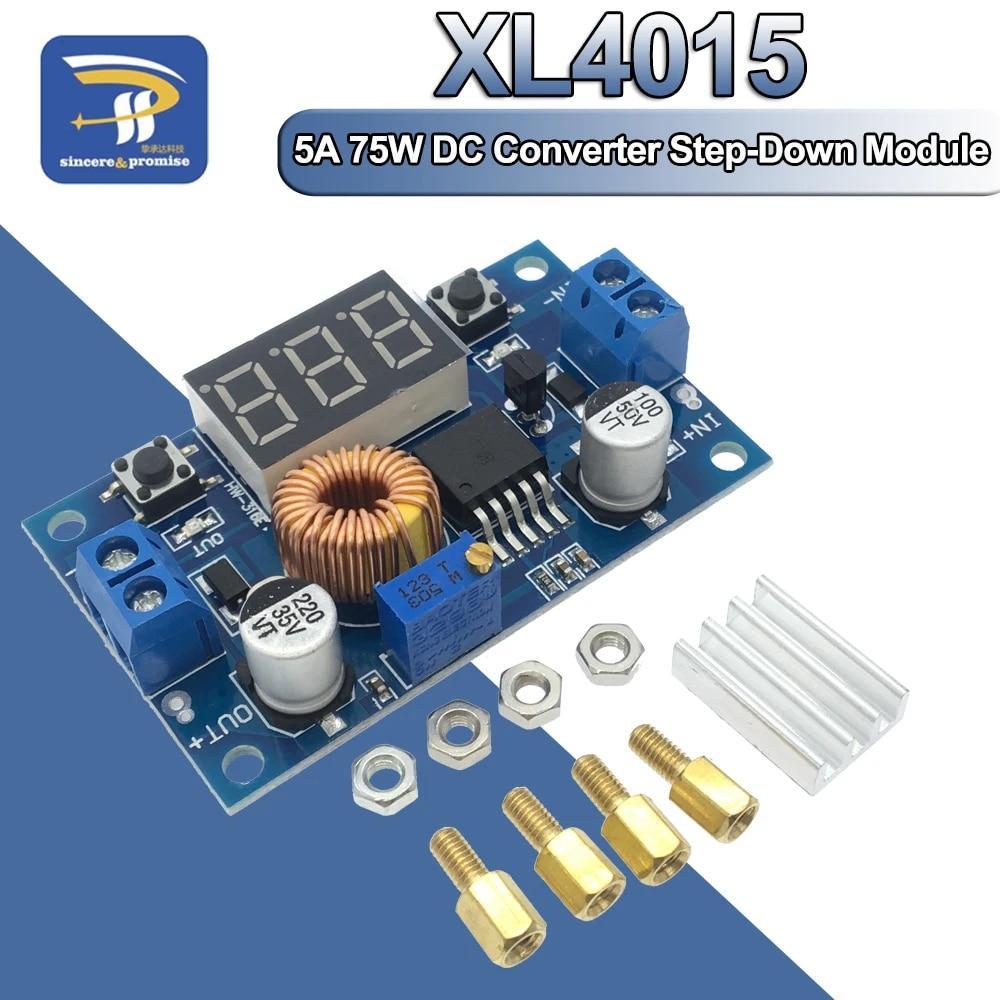 Adjustable power module xl4015 DC-DC