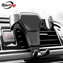 Soporte para móvil de coche Universal soporte de ventilación de aire sin soporte magnético para teléfono móvil para iPhone en soporte de coche Z2