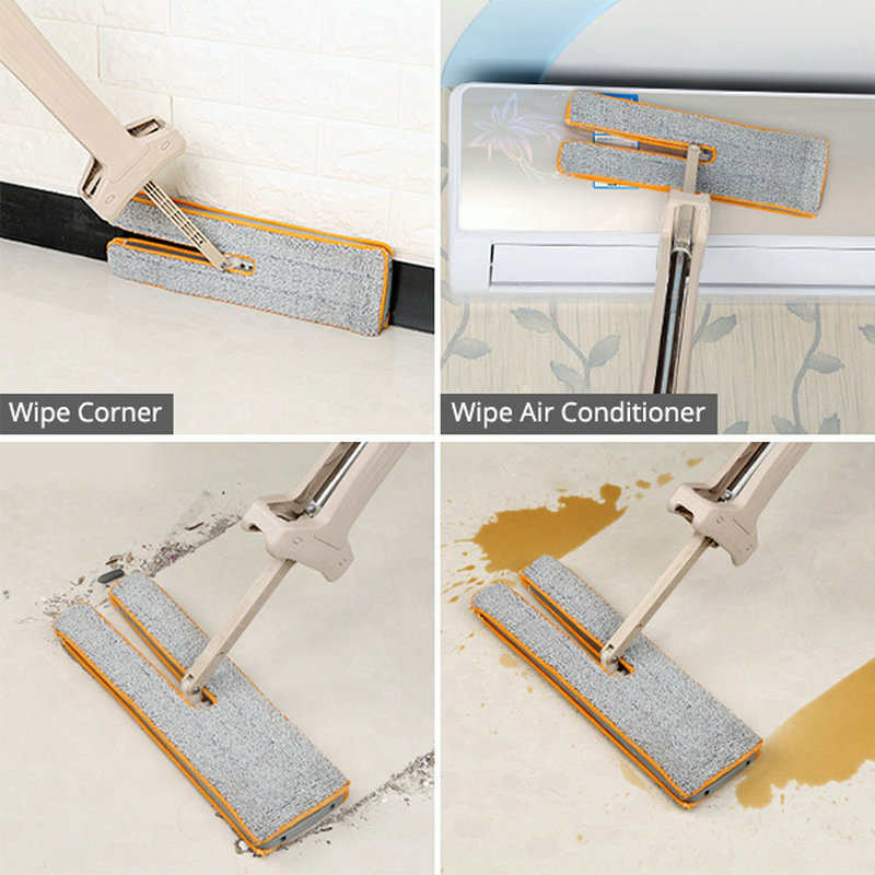 Double-Side-Magic-Flat-Mop-Self-Wringing-Hands-Free-Sweepers-Hard-Floor-Cleaner-Lazy-Floor-Cleaning