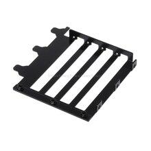 Cooling Radiator Card-Holder Support Side-Converted-Bracket Graphics Jy23 19 Metal VGA