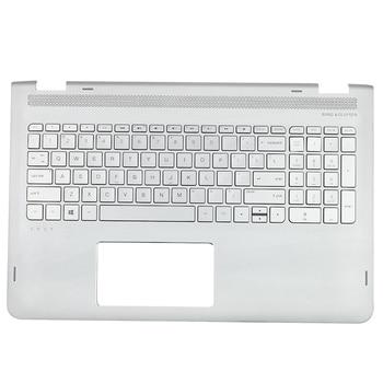 NEW For HP ENVY X360 M6-AQ 15-AQ 15T-AQ M6-AQ005DX 15-AQ173CL Laptop Palmrest Upper Case with Backlit Keyboard 857283-001 95%new for hp pavilion 15 au 15 aw 15 al tpn q172 tpn q175 laptop palmrest upper case us keyboard touchpad 856040 001 eag3400409