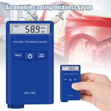 Digital Coating Paint Thickness Gauge Meter for Car Auto Vehicle with Backlight LCD Display PUO88(China)