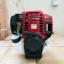 Gx35 дизельный двигатель 358cc 12 hp 4 велосипедный рюкзак 35cc