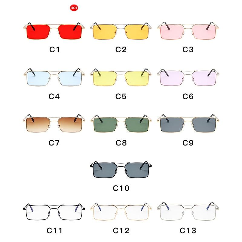 RBRARE Luxury Brand Designer Sunglasses Women 2019 High Quality Square Sunglasses Women Gothic Glasses Vintage Oculos Feminino 5