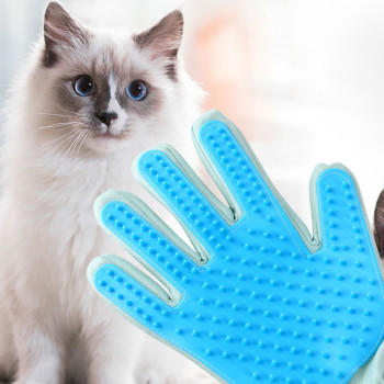 Cleaning Hair Removal Glove 1