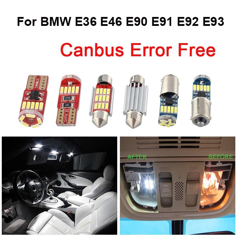 AUTO LED DOOR COURTESY TRUNK BOOT LIGHT FOR BMW MINI COOPER E90 E91 E93 R50 R52