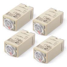 цена на Brand new original authentic Omron time relay H3Y-2-C AC220V AC110V AC220V DC24V 1S 5S 10S 30S 60S election