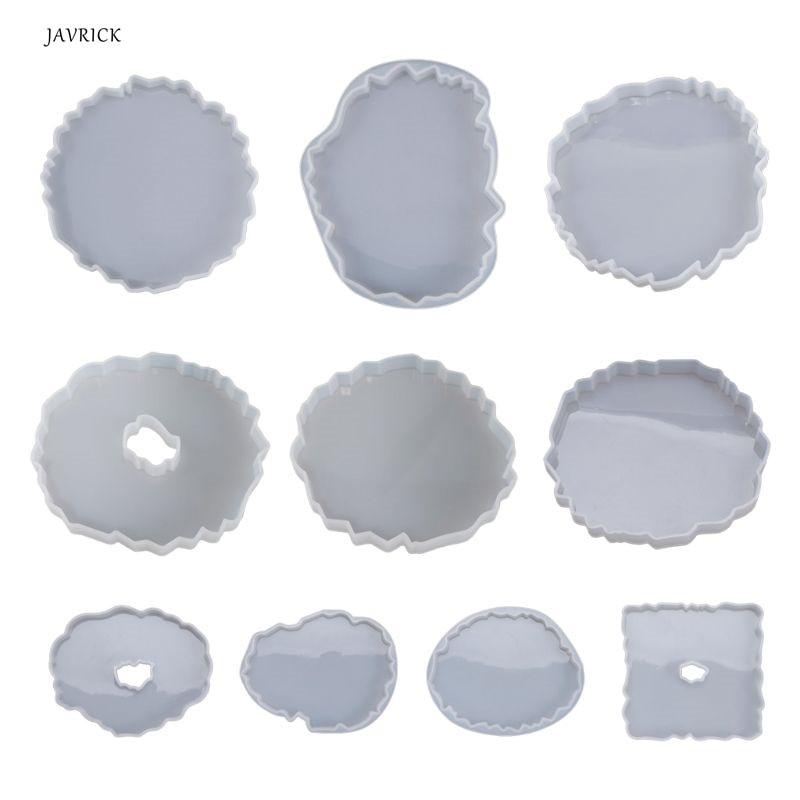 Силиконовый кристалл, искусственная волна, подставка под горку, литье, литье, инструмент ручной работы
