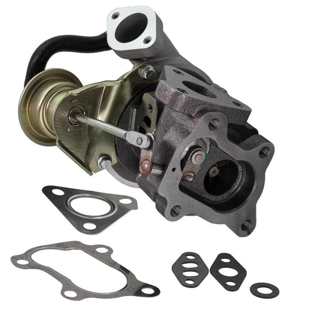 Turbocompresseur 100HP RHB31 Turbo VZ21 pour moto Rhino ATV UTV petit moteur VE110069 avec joint turbolader à turbine équilibrée