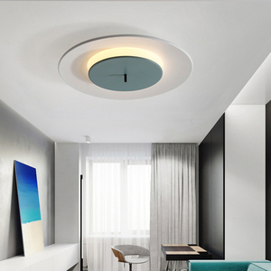 Image 5 - โมเดิร์น LED โคมไฟเพดาน Nordic เหล็กเด็กห้องนั่งเล่นโคมไฟเพดานห้องนอนร้านอาหารในร่มโคมไฟสร้างสรรค์