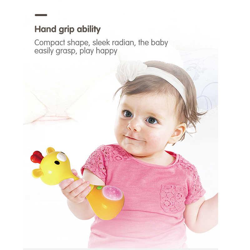 HOLA 3134 детские погремушки в кроватку мобильные игрушки для новорожденных малышей 0-12 месяцев Ранние развивающие игрушки акулы для 6 месяцев подарок для ребенка