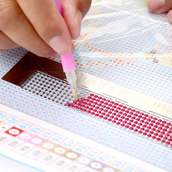 Diamond Painting Accessories Ruler Fix Tools Diamond Embroidery Diy Mosaic Adjustment Corrector Decorations For Home