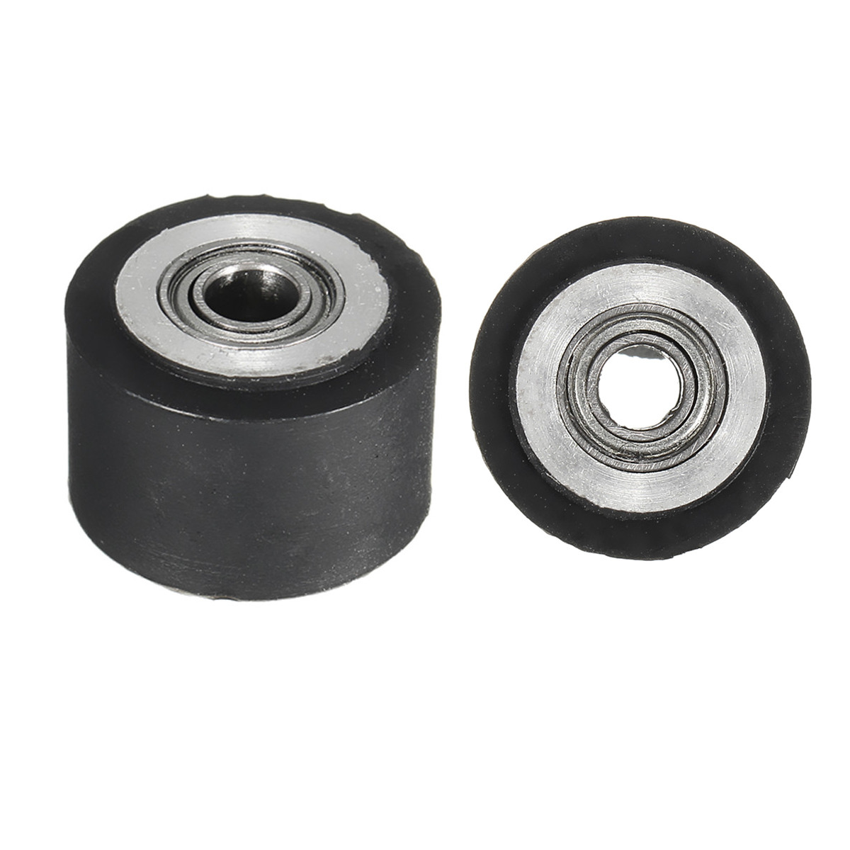 5Pcs/10Pcs Pinch Roller Wheel Machinery Parts For Roland Vinyl Cutting Plotter 4x11x16mm Wheel Bearing