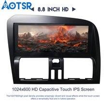 Reproductor Multimedia con GPS para coche, Radio estéreo con Android 8,0, 32G, dvd, unidad 2k, para Volvo XC60, 2009, 2010, 2011, 2012