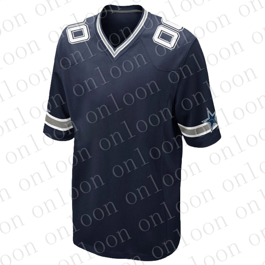 Youth New American Football Dallas Sport Fans Wear Amari Cooper Dak Prescott Ezekiel Elliott Leighton Vander Esch Jerseys
