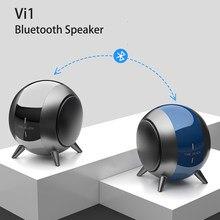 2021New Vi-1 Modern Bluetooth Speaker 500mAh Portable Speaker Computer Mobile Phone Accessories Subwoofer