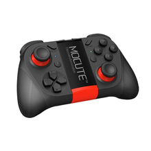 купить NEW MOCUTE Wireless Bluetooth Game Pad VR Remote Control CF Mobile Gaming Controller Jailbreak-free Gamepad for IOS Android дешево