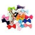 20 шт. оригинальные маленькие заколки с бантом и цветком для маленьких девочек милые заколки для волос Головные уборы Детские аксессуары для...