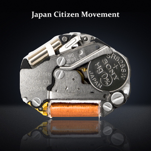 Image 5 - Merk Houten Horloge Retro Design Stijlvolle Hout Uurwerken Japan Citizen Beweging Mannen Quartz Horloges Cadeau Voor Mannen Мужские Часы