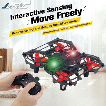 JJRC H74 RC Drone Toy 2.4G 6 Axis 3D Flips Infrared Sensing Remote Control Quadcopter Helicopter for Children Mini Drones Toys mini drone jjrc h36 4pcs battery headless mode 6 axis gyro 2 4ghz rc drones remote control helicopter quadcopter vs h20 h8 h37