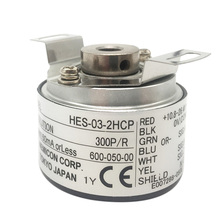 NEMICON rotary encoder HES series 600PPR 1000PPR push-pull output ABZ signal HES-03-2HCP HES-25-2MD japan within the close control of the encoder hes 1024 2mht