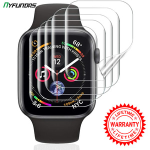 Clear Screen Protector For Apple i Watch Series 6 5 4 3 2 1 44mm 40mm 42mm 38mm 38 40 42 44 mm iwatch Protective Film Protection
