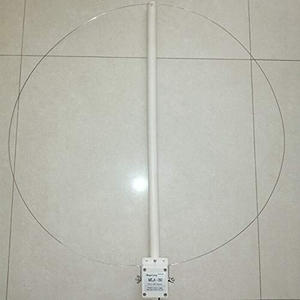 Image 5 - Hot MLA 30 Loop Antenna Active Receiving Antenna Low Noise Balcony Erection Antenna 100KHz   30MHz for HA SDR Short Wave Radio